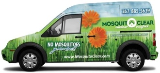 Mosquito Clear - Outdoor Comfort